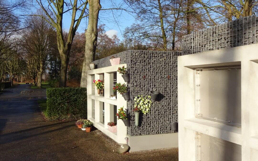 Bovengronds begraven Delft